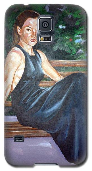 Allison Two Galaxy S5 Case by Bryan Bustard