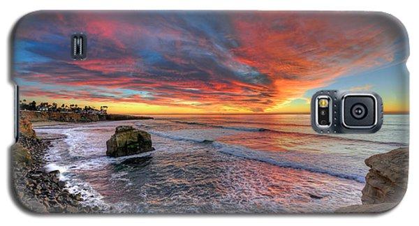 Alluring Sunset Galaxy S5 Case