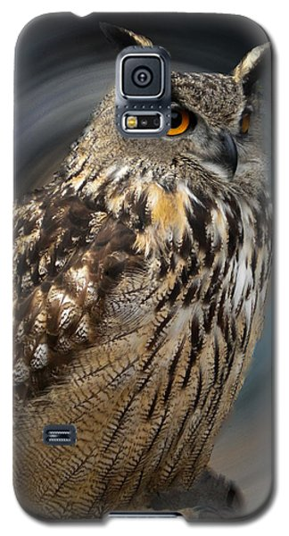 Almeria Wise Owl Living In Spain  Galaxy S5 Case