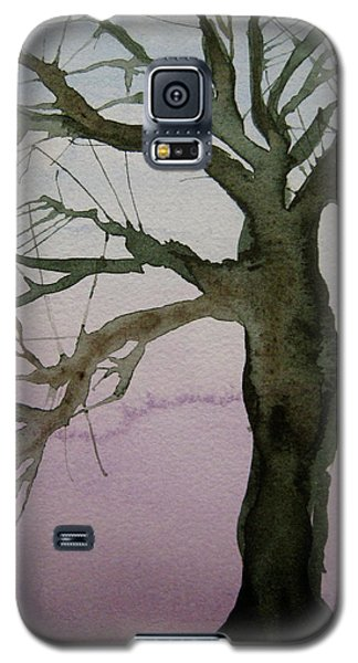 Galaxy S5 Case featuring the painting Almost Spring by Beverley Harper Tinsley