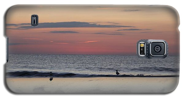 Galaxy S5 Case featuring the photograph Almost Sunrise by Robert Banach