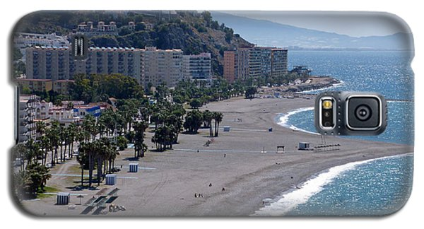Almunecar Beach - Andalucia - Spain Galaxy S5 Case