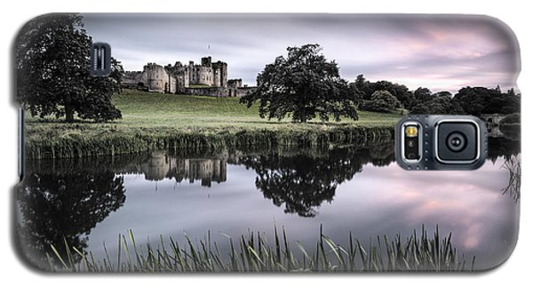 Alnwick Castle Sunset Galaxy S5 Case