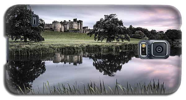 Alnwick Castle Sunset Galaxy S5 Case