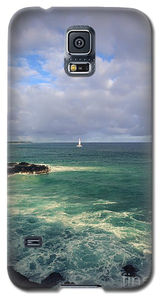 Aloha Galaxy S5 Case by Deena Otterstetter