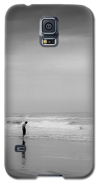Alone By The Sea Galaxy S5 Case