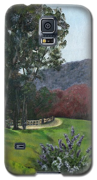 Along Cornell Road Galaxy S5 Case