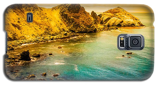 Along The 101 Galaxy S5 Case by Mickey Clausen