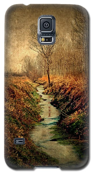 Along The Canal Galaxy S5 Case