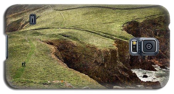 Along The Coast Path Galaxy S5 Case