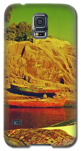 Along The Nile Galaxy S5 Case
