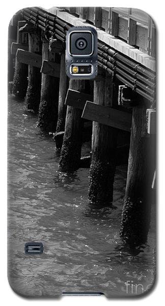 Along The Pier Galaxy S5 Case by Barbara Bardzik
