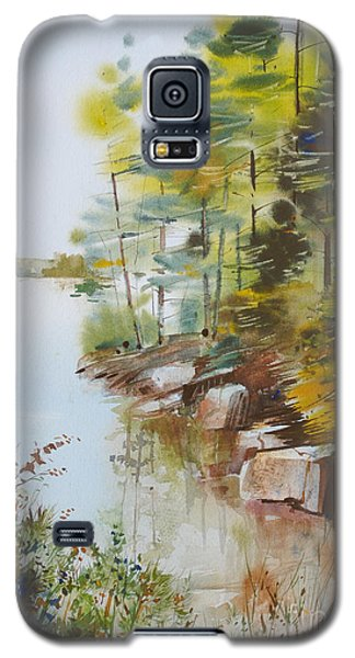 Along The Shore Galaxy S5 Case