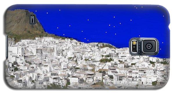 Alora Malaga Spain At Twilight Galaxy S5 Case by Bruce Nutting
