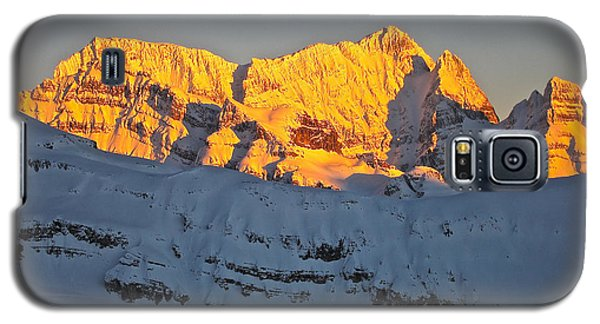 Alpenglow In Canada Galaxy S5 Case