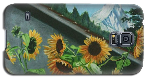 Alpine Delight Galaxy S5 Case