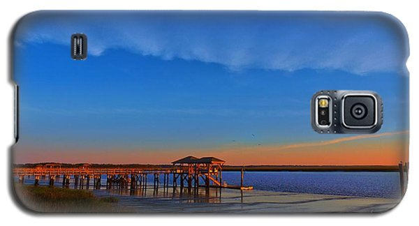 Galaxy S5 Case featuring the photograph Already A Good Day by Laura Ragland