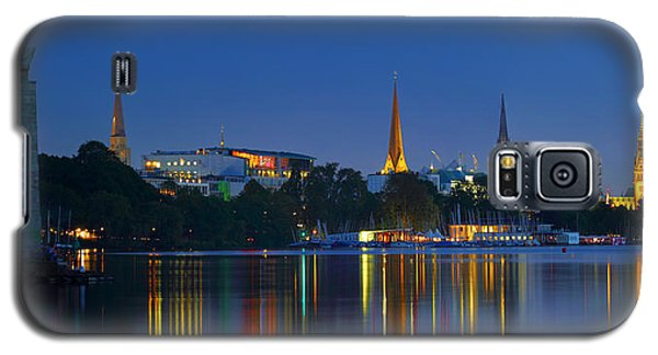 Alster Lights Galaxy S5 Case