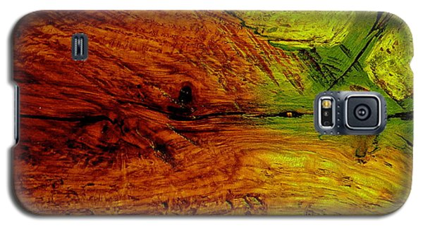 Galaxy S5 Case featuring the digital art Alteration  by Delona Seserman