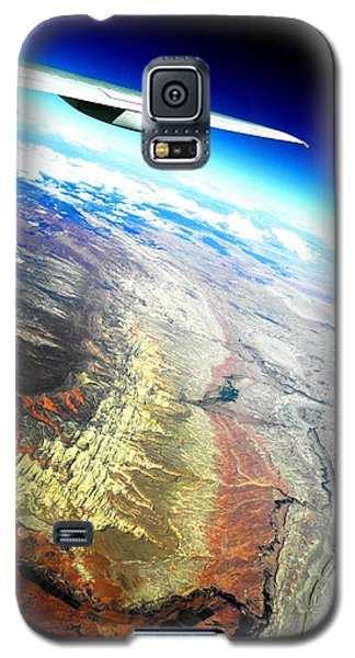 Altitude Galaxy S5 Case