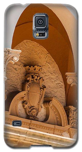 Alto Relievo Coat Of Arms Galaxy S5 Case