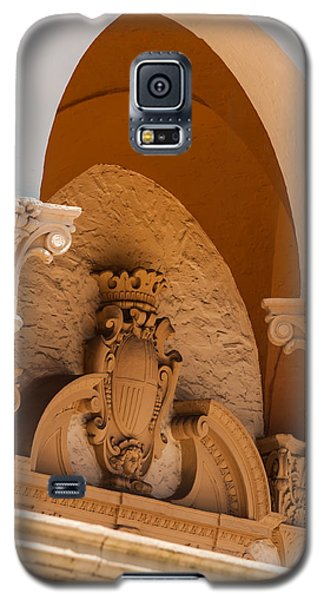 Alto Relievo Coat Of Arms Galaxy S5 Case