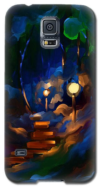Always On My Mind Galaxy S5 Case by Steven Lebron Langston