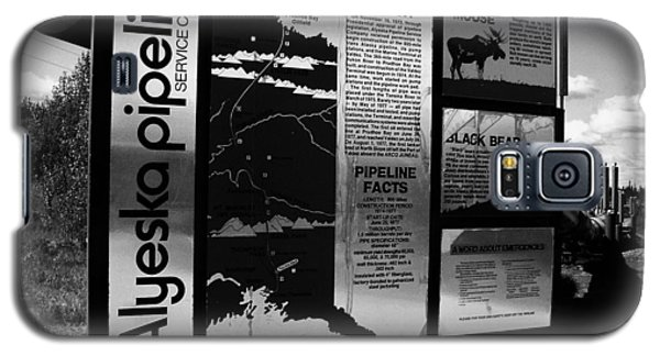 Alyeska Pipeline Galaxy S5 Case
