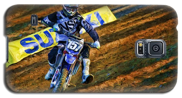 Ama 250sx Supercross Aaron Plessinger Galaxy S5 Case