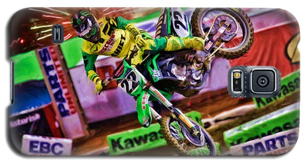 Ama 450sx Supercross Chad Reed Galaxy S5 Case