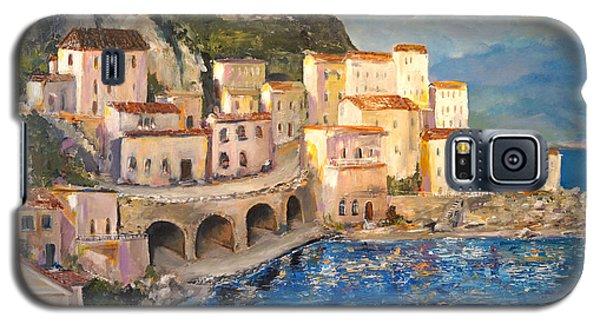 Amalfi Coast Highway Galaxy S5 Case