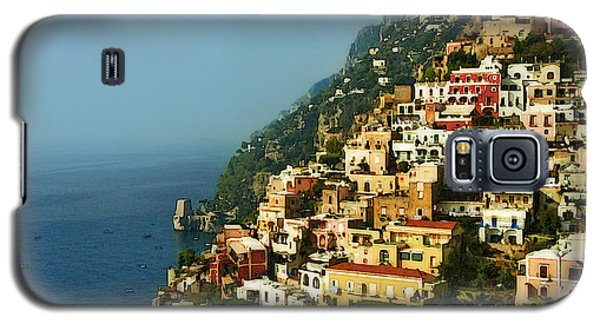 Amalfi Coast Hillside II Galaxy S5 Case
