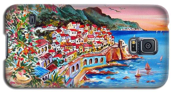 Amalfi Coast Galaxy S5 Case