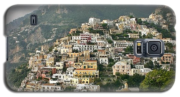 Galaxy S5 Case featuring the photograph Amalfi by Henry Kowalski