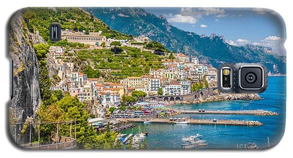 Amazing Amalfi Galaxy S5 Case