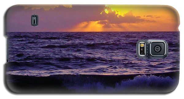 Amazing - Florida - Sunrise Galaxy S5 Case by D Hackett