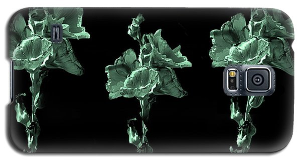 Amazing Flowers Galaxy S5 Case