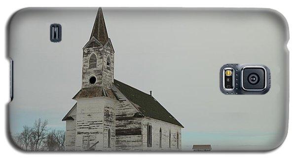 Amazing Grace In North Dakota Galaxy S5 Case by Jeff Swan