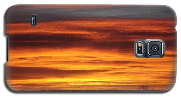 Amazing Grace Galaxy S5 Case by J L Zarek