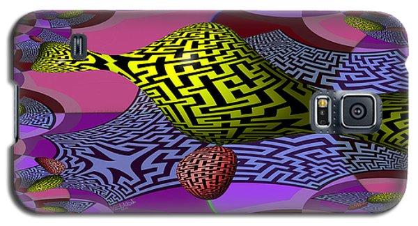 Mandelbrot Maze Galaxy S5 Case