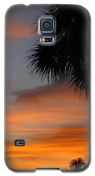 Amazing Sunrise In Florida Galaxy S5 Case