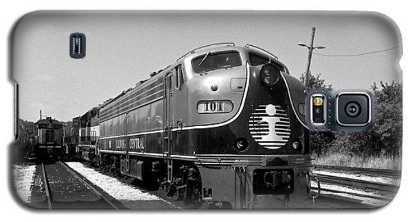 Amazing Trainyard Galaxy S5 Case
