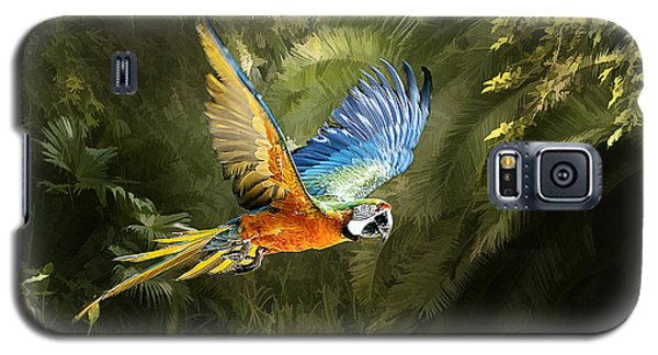 Galaxy S5 Case featuring the photograph Amazon Beauty by Brian Tarr