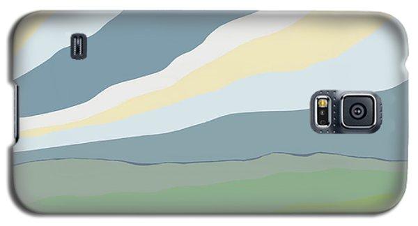 Ambiguous Landmass Galaxy S5 Case