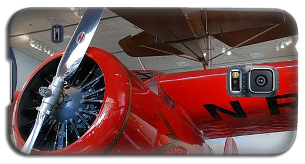 Amelia Earhart Prop Plane Galaxy S5 Case