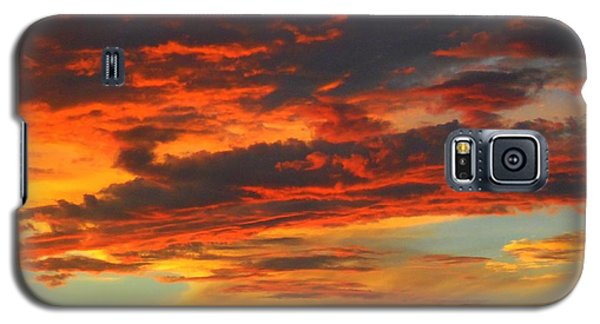 Amelia Sunsets 23 Galaxy S5 Case
