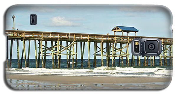 Amelia's Pier Galaxy S5 Case by Paula Porterfield-Izzo