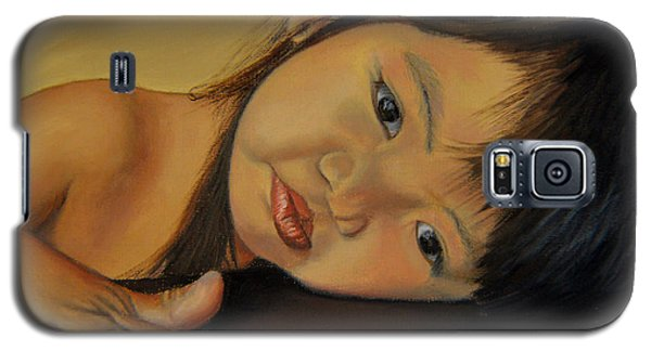 Amelie-an 11 Galaxy S5 Case