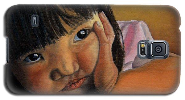 Amelie-an 2 Galaxy S5 Case