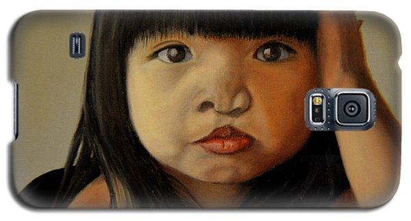 Amelie-an 5 Galaxy S5 Case